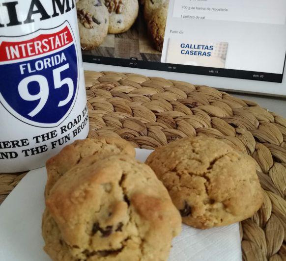 Haz tus cookies o galletas de chocolate o nueces en dos pasos con tu Thermomix®