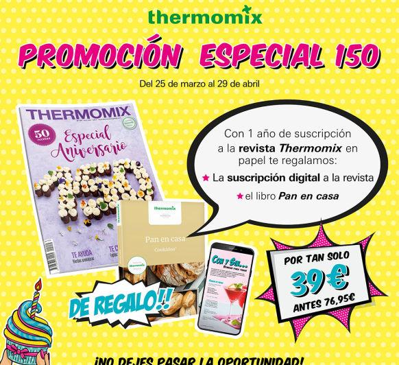 Promoción especial 150
