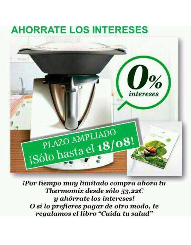 0% intereses (Ampliada hasta el 18 de Agosto)!!!!!!!!!!!!!!!!!!!!