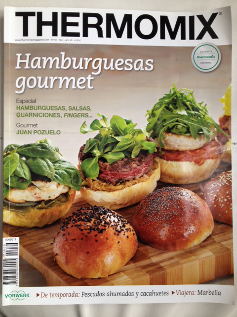 ULTIMO Nº REVISTA Thermomix® MES DE ABRIL