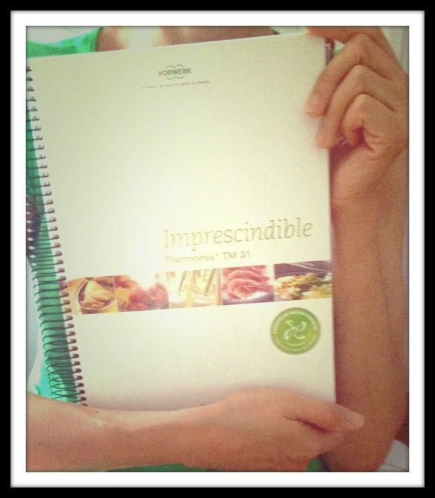 Libro Imprescindible Thermomix® . Consejos.