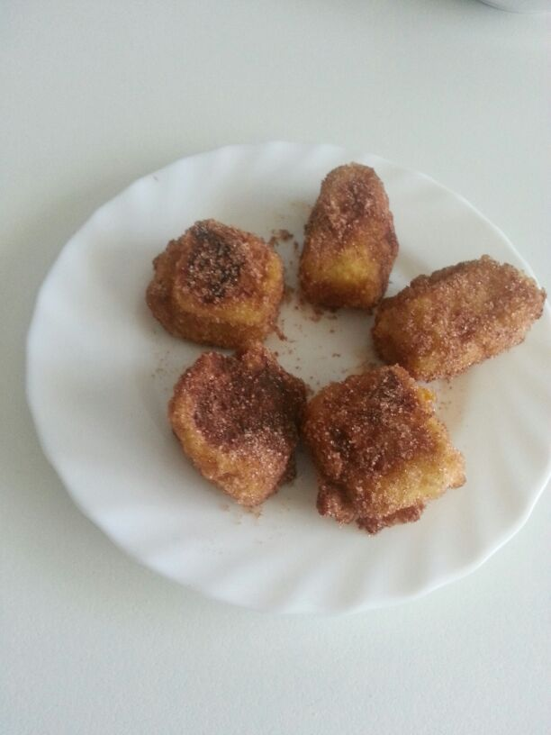 Leche Frita con Thermomix®