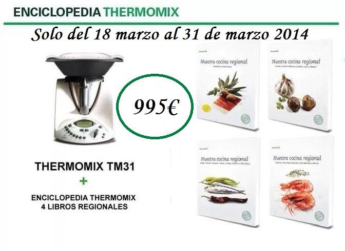 Promociones Thermomix® hasta el 31 de marzo