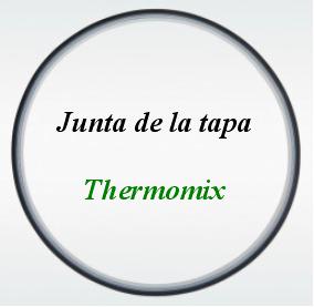 CONSEJOS Thermomix® JUNTA DE SILICONA