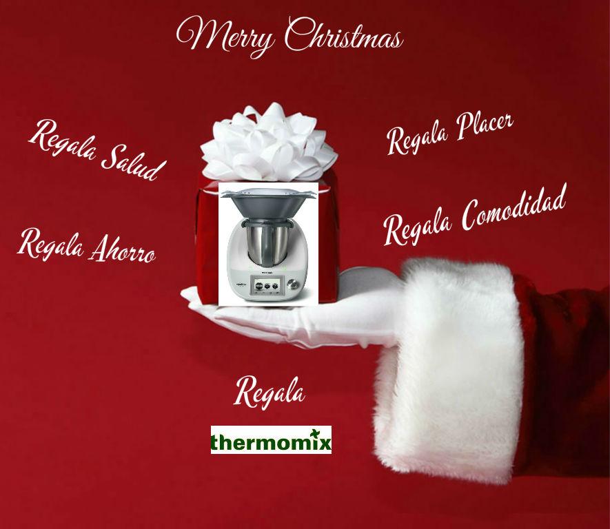 En Navidad, un regalo para toda la familia, Thermomix® Tm5