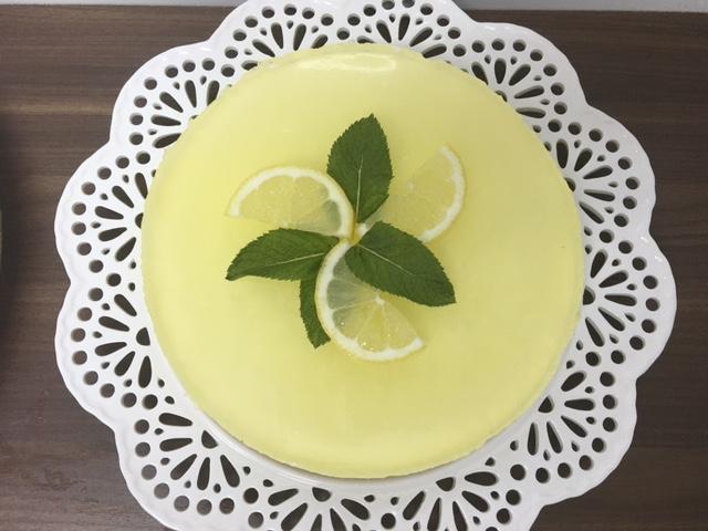 Tarta Gin Tonic con Thermomix®