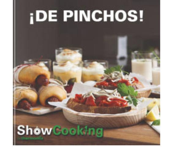 Nuevo showcooking !!!!! De pinchos!