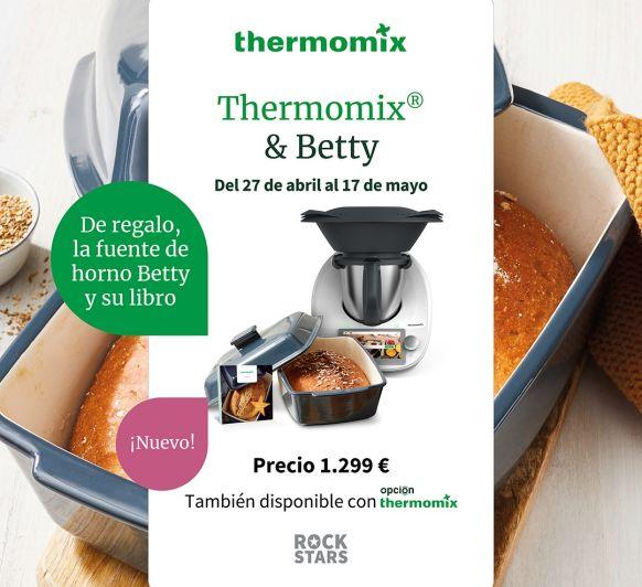 Thermomix® + REGALO o 0% tú decides a 12,18, 24 meses sin intereses