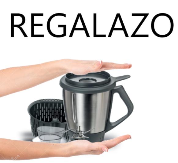 ÚLTIMAS Thermomix® TM5, GRATIS UN VASO COMPLETO. DIA DE LA MADRE. EL MEJOR REGALO PARA MAMÁ.