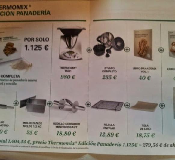 Promoción edición Panadería