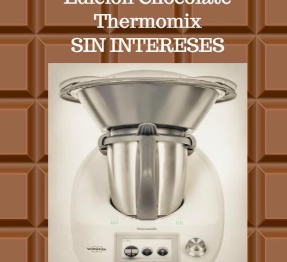 FLAN DE 3 CHOCOLATES COCINA GUIADA CON Thermomix® . AHORA SIN INTERESES