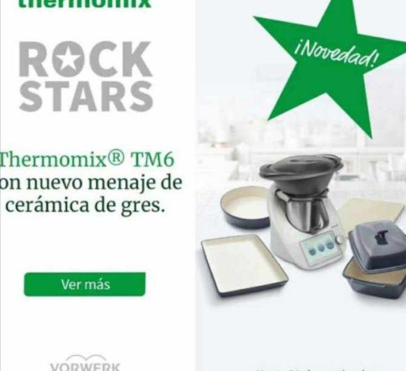Thermomix® Tm6 Rock Stars