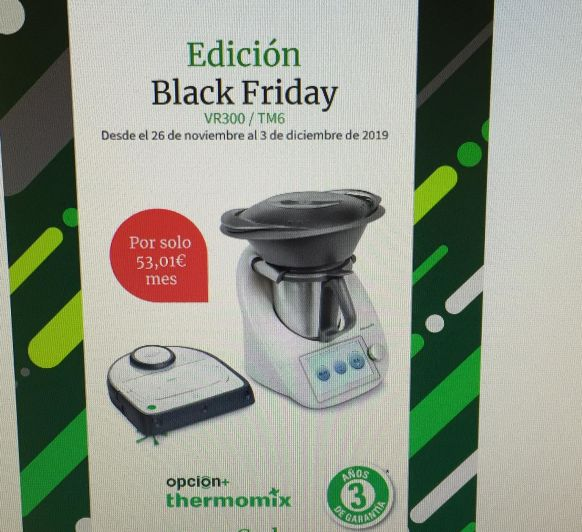 Maravilloso Black Friday