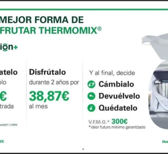 La mejor forma de disfrutar de un Thermomix®
