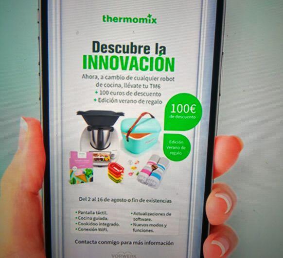 TE DESCONTAMOS 100€ EN LA COMPRA DE TU TM6 + REGALO EDICIÓN VERANO