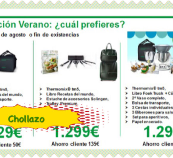 Vuelve Food Truck, ahorro de 302 €