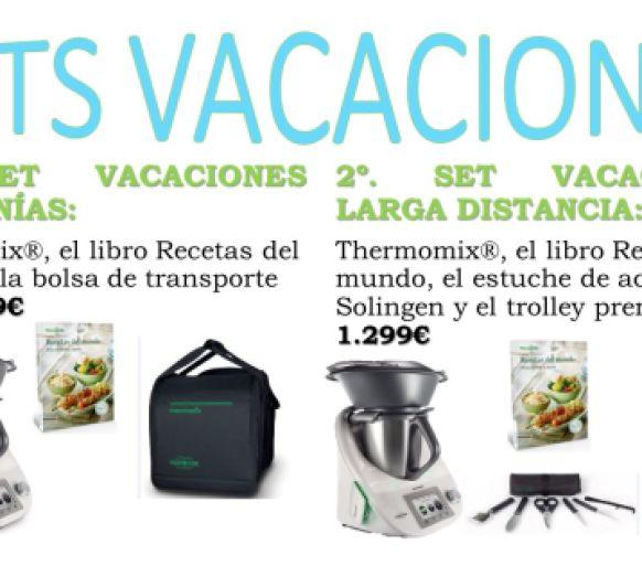 Set de vacaciones