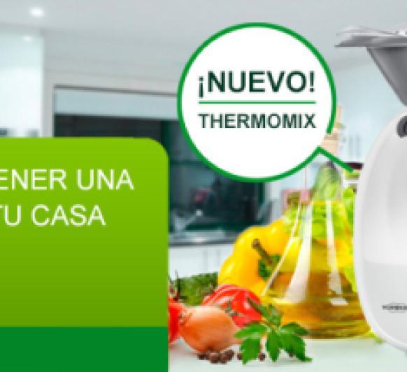 NUEVA Thermomix® TM5 ''Orgullosos del pasado, con pasión hacia el futuro''