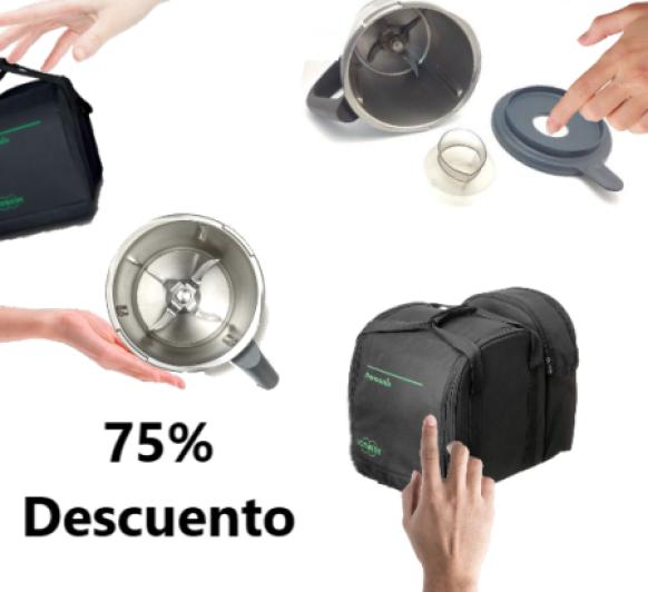 Los accesorios más deseados de Thermomix® al 75% de descuento