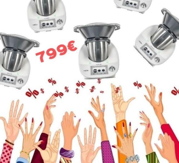 GRAN OCASIÓN, PROMOCIÓN, OFERTA Thermomix® TM5, POR TAN SÓLO 799€