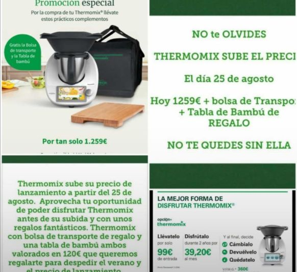 Thermomix® Tm6 Promocion Especial. Edición Limitada