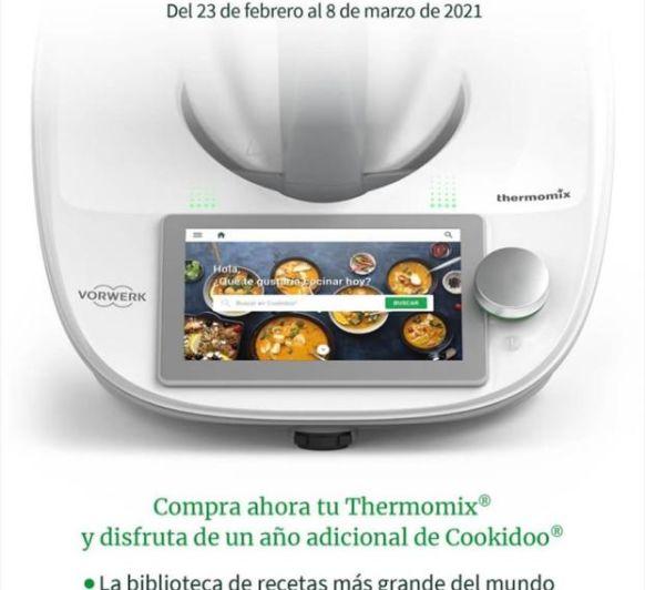Thermomix® y Cookidoo Inspiración sin límites.