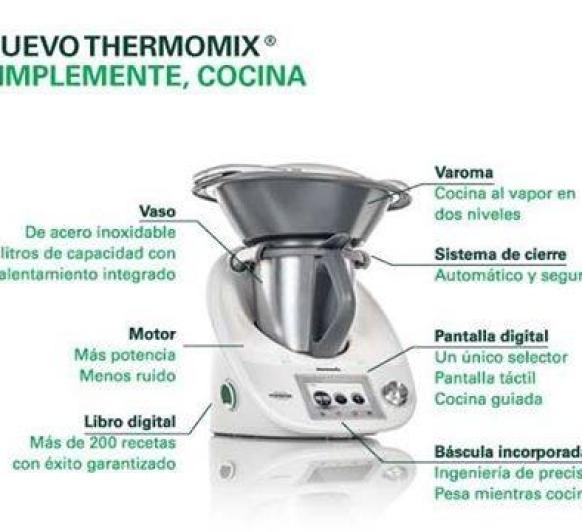 NUEVA THERMOMÍX Tm5 !!!!