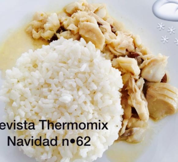 BACALAO MOZARABE CON Thermomix® . IDEAS PARA NAVIDAD