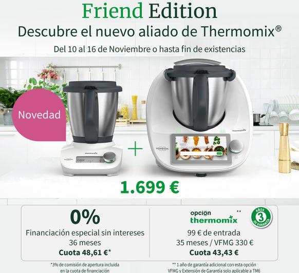Thermomix® Friend nuevo aliado