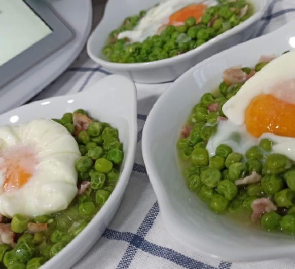 Huevos a la bilbaína hechos en Thermomix®