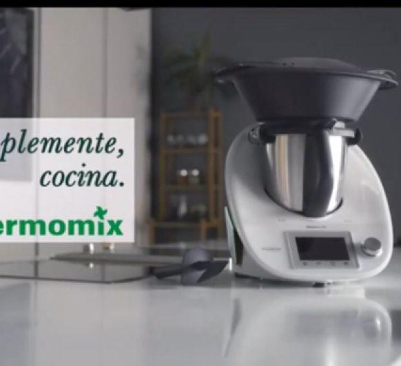PAGA TU Thermomix® POR TAN SOLO 4€/MES DE INTERES, DURANTE 23 CUOTAS