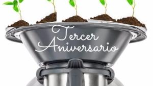 Vida Sana con Thermomix® . Nueva promoción especial Tercer Aniversario TM5