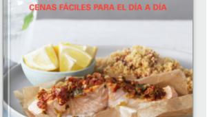 Papillote de Salmón con Tomates Secos y Cuscús con Thermomix® Cook-key Cocina Guiada