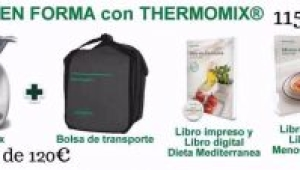 Ya agotada, una de las 4 mejores Promociones de Thermomix® , todas a la vez.
